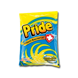 Pride Powder Anti Bacterial Detergent 40g