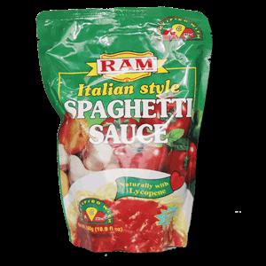 Ram Italian Style Spaghetti Sauce 560g