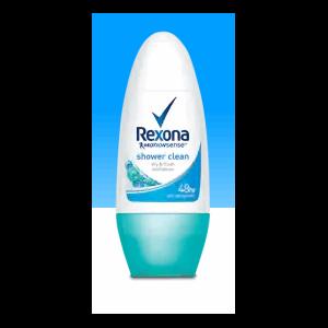 Rexona Deodorant Shower Clean 50ml