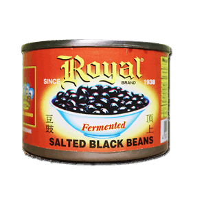 Royal Salted Black Beans 180g