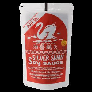 Silver Swan Soy Sauce 200ml