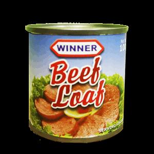 Winner Beef Loaf 100g